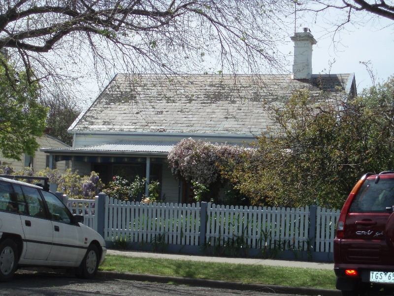 House at 64 Electra Street WILLIAMSTOWN, Hobsons Bay Heritage Study 2006