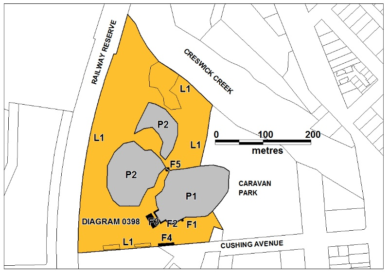 H0398 Callembeen Park Diagram H0398