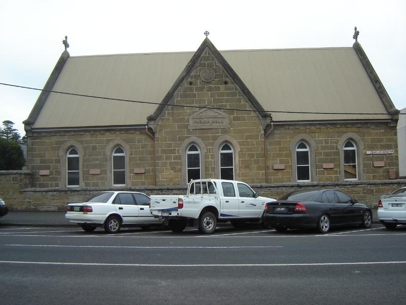 H0387 Christ church warrnambool feb07 ac hall