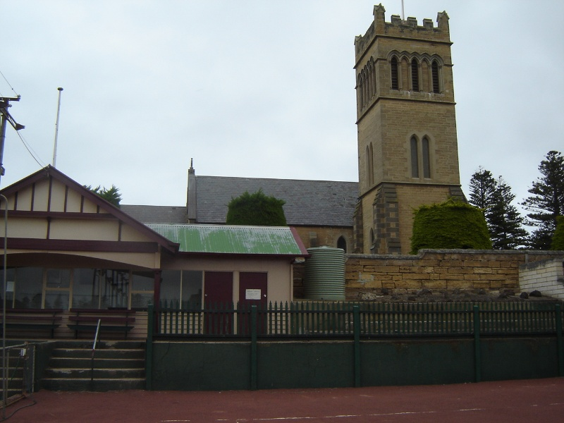 H0387 Christ church warrnambool feb07 ac tennis pavilion 4