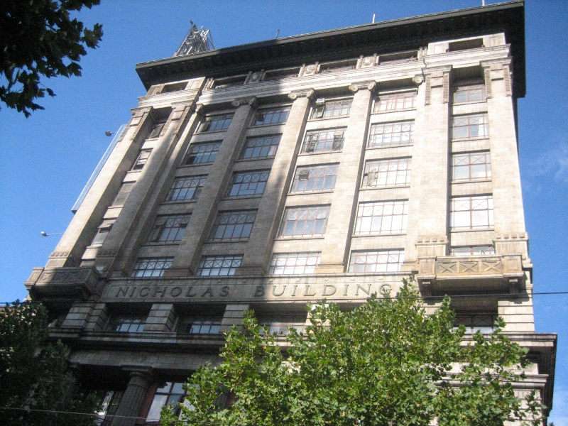 Nicholas Building_Melbourne_Front Facade_13 Feb 2007_mz