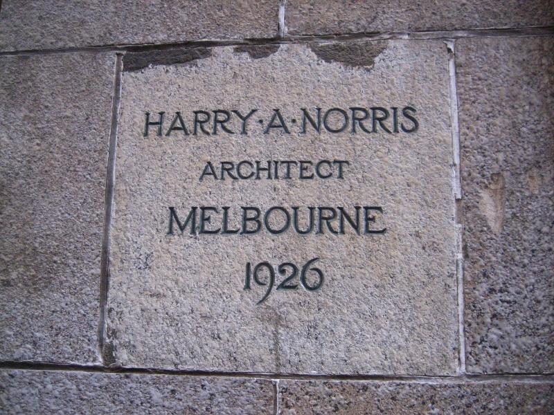 Nicholas Building_Melbourne_Plaque_5 Feb 2007_mz
