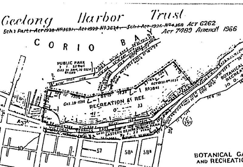H0929 eastern beach extent