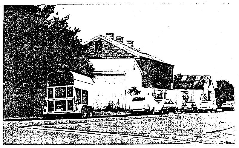 Flemington & Kensington Conservation Study 1985