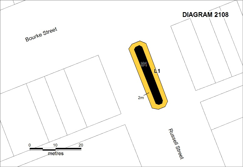 H2108 russell st toilet plan