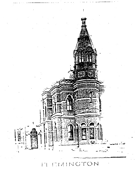 From the Post and Telegraph Department of Victoria, 'Views of Post Offices'(SLV)