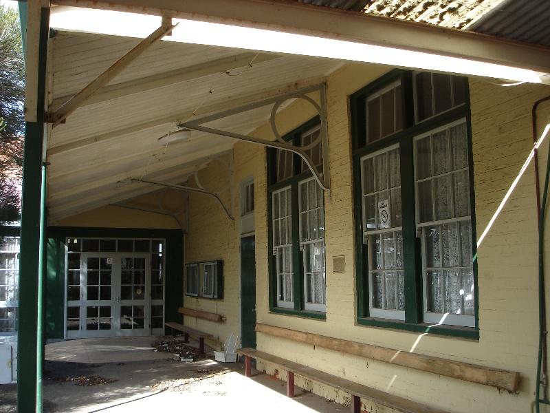 High School Maryborough verandah_KJ_ 26 Jul 07