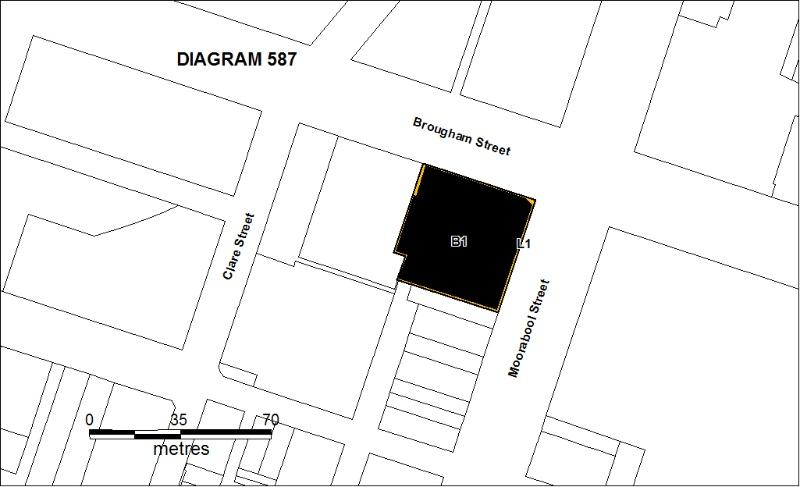 H0587 dennys lascelles wool stores plan 2007