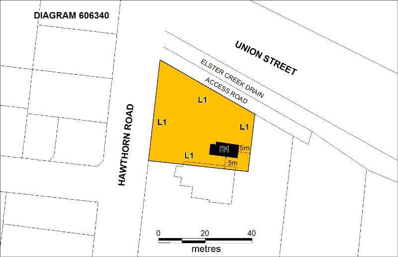 H1970 plan (dimensioned 28/09/2007 PM1)