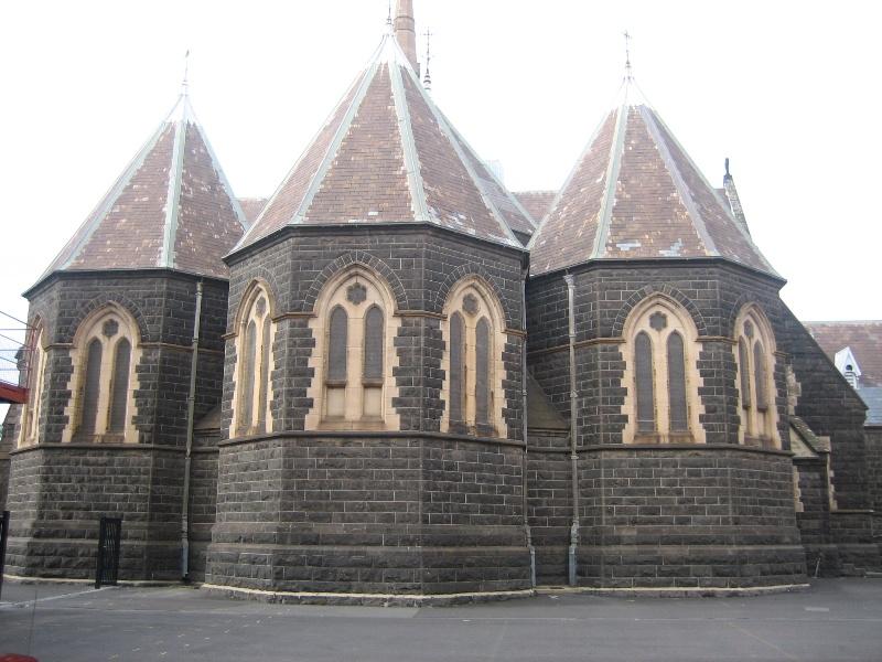 St Ignatius Church Richmond 3 May 2007 Western Elevation