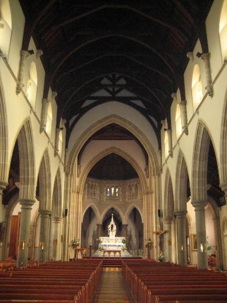 St Ignatius Church Richmond 3 May 2007 Nave 01