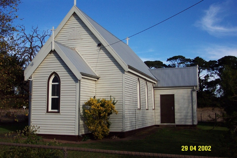 23322 All Saints Anglican Church Penshurst 0856