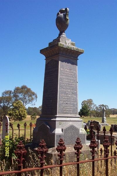 23260 Cemetery Balmoral Robertson 2109