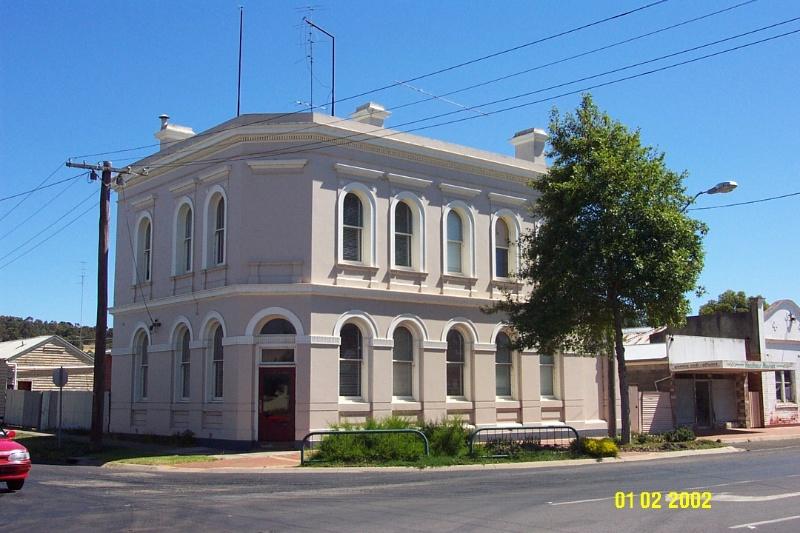 23060 Bank of Victoria Coleraine 0485