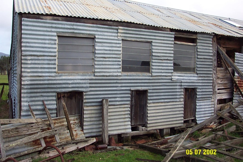 23408 Brooksdale Woolshed Victoria Valley 1123