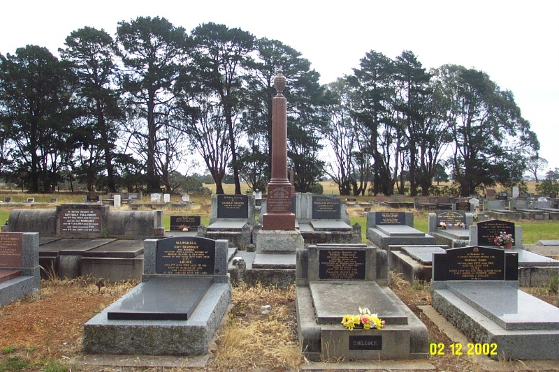 23308 Cavendish Cemetery New 2209