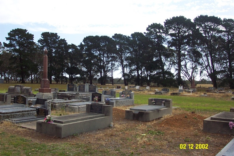 23308 Cavendish Cemetery New 2210