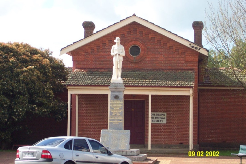23053 Courthouse memorial Whyte St Coleraine 1481