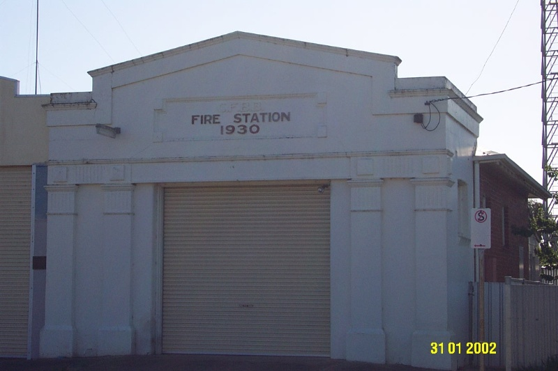 23449 Fire Station Coleraine 0462