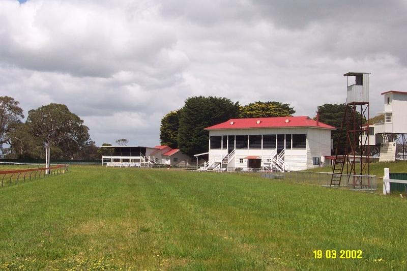 23096 Coleraine Racecourse Grandstand 1832
