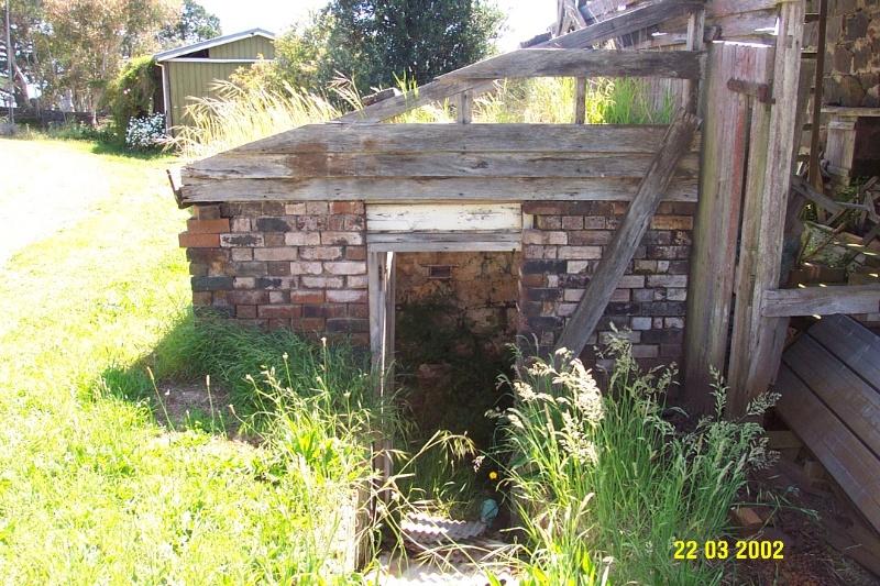 23313 Doolan Doolan Strathkellar stable cellar 1913