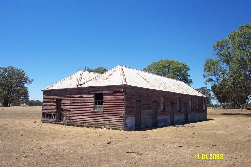 23424 Englefield Balmoral former men s quarters 2334