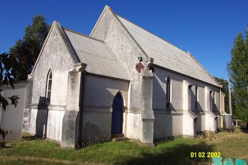 23298 Free Presbyterian Church Branxholme 0526