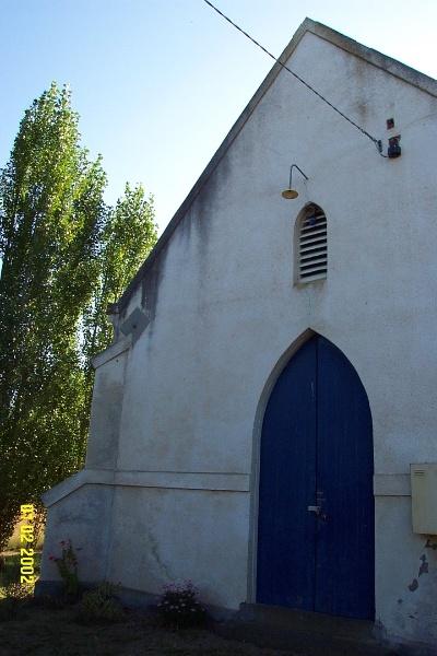 23298 Free Presbyterian Church Branxholme 0527