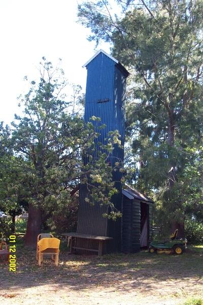 23434 Glendinning Homestead Balmoral carbide tower 2135