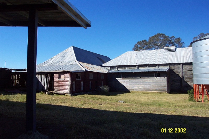 23434 Glendinning Homestead Balmoral woolshed 2148