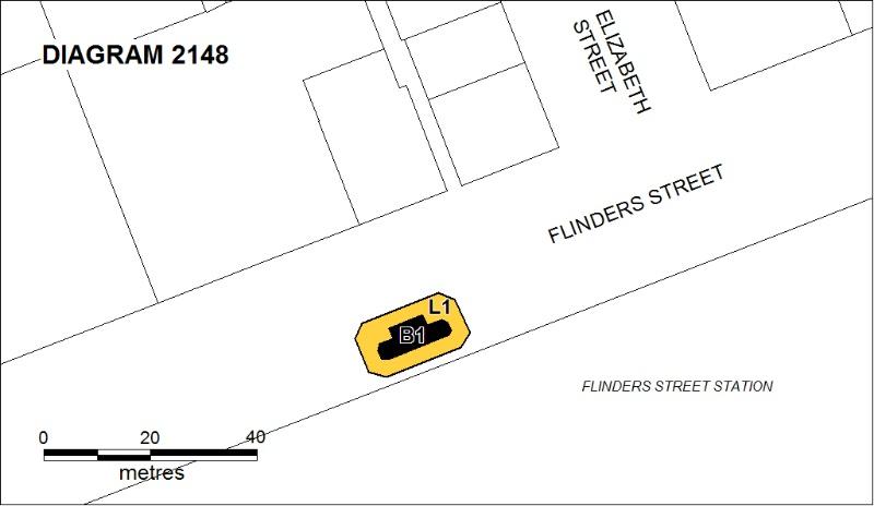 H2148 Flinders St toilet plan
