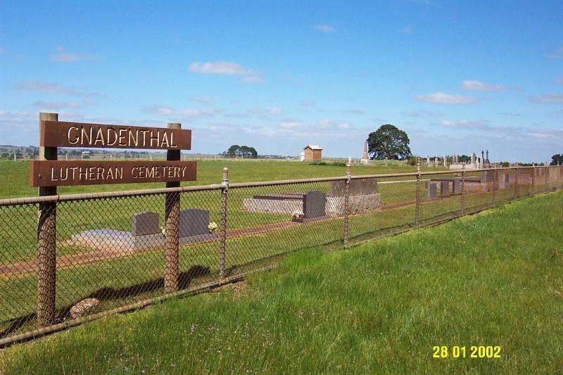 23443 Gnardenthal Cemetery Penshurst 1452