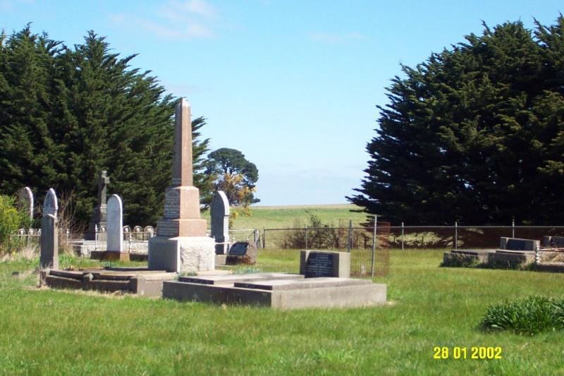 23443 Gnardenthal Cemetery Penshurst Hempel 1454