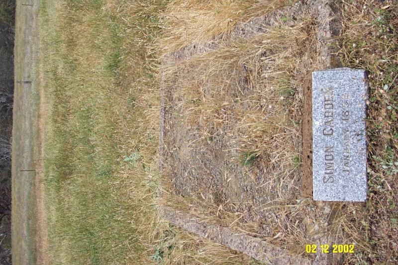 H1925 Gringegalgona Homestead Cadden s grave 2206