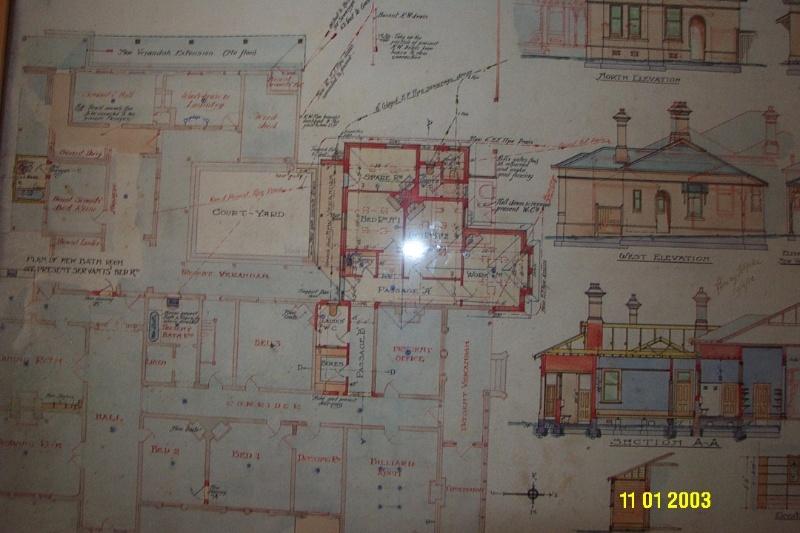 H0361 Kongbool Balmoral architect s dwgs 2376