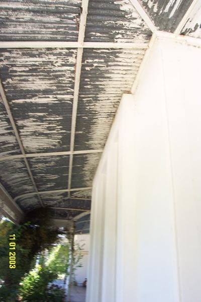 H0361 Kongbool verandah roof 2379