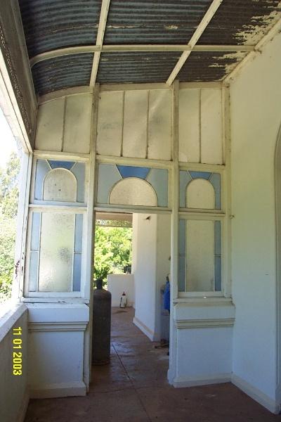 H0361 Kongbool conservatory 2378