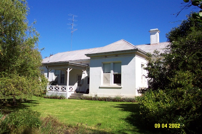 23221 Koornong Homestead north elevation 0705