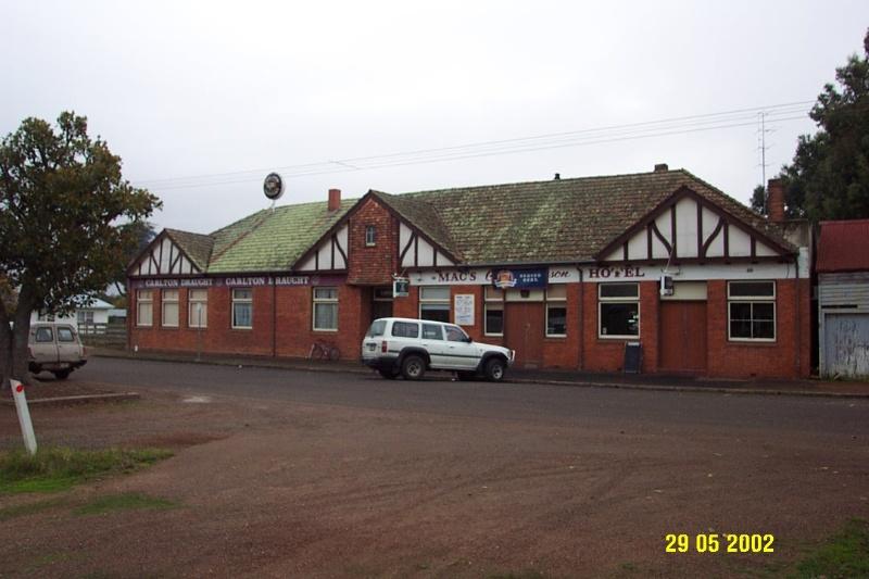 23394 Mac s Hotel Station St Glenthompson 1063