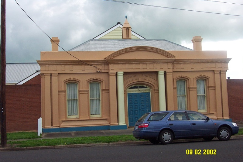 23052 Mechanics Institute Winter Pilleau St Coleraine 1493