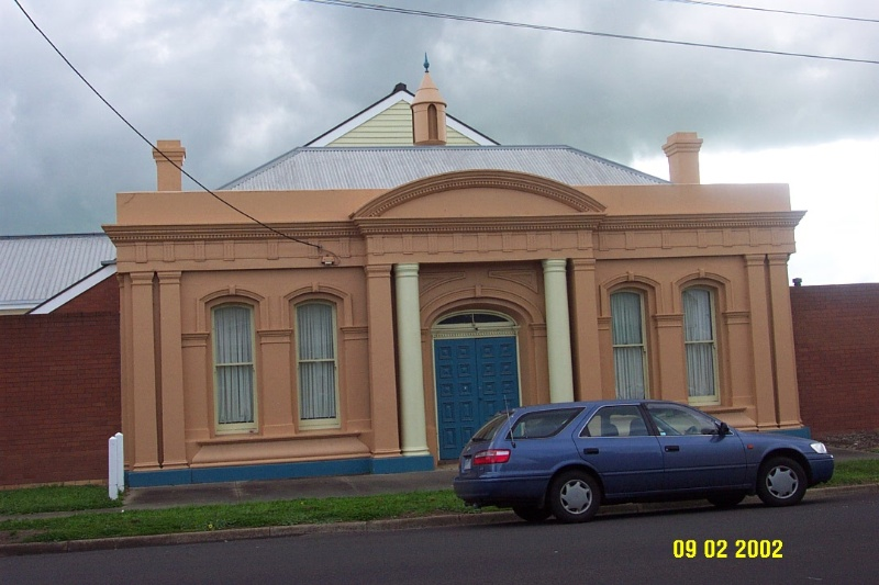 23052 Mechanics Institute Winter Pilleau St Coleraine 1494