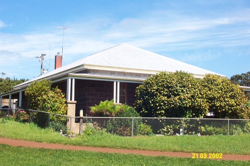 23644 Mirtschin Homestead complex homestead 1854