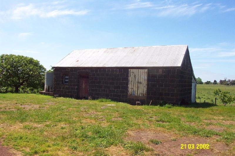 23644 Mirtschin Homestead complex stable 1848