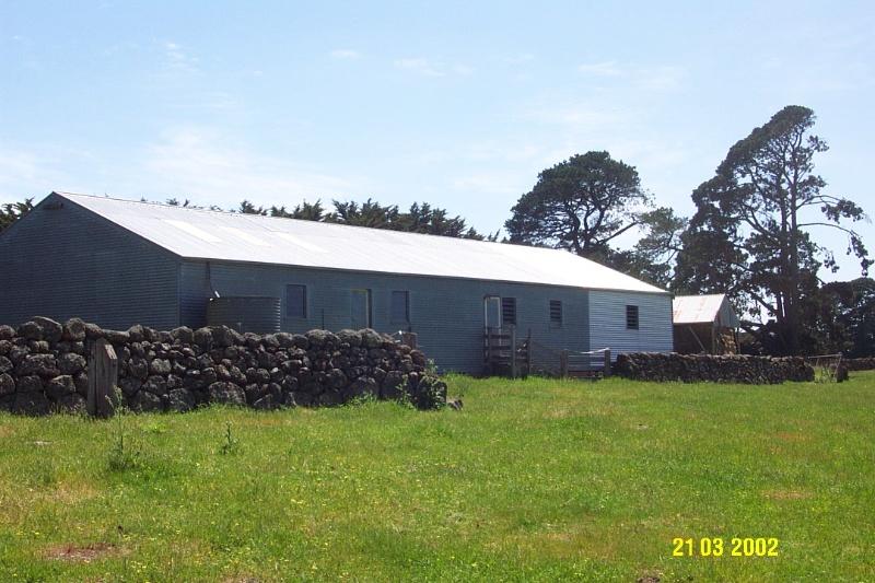 23644 Mirtschin Homestead complex woolshed 1856