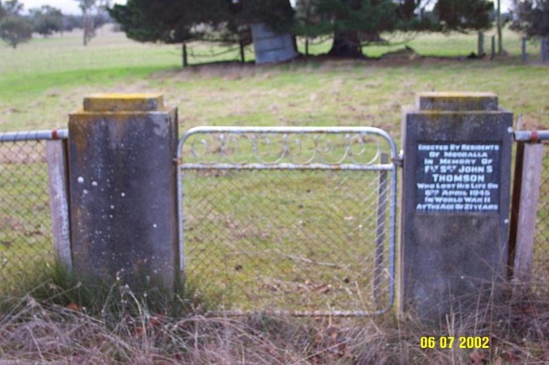 23417 Memorial Gates Mooralla 1179