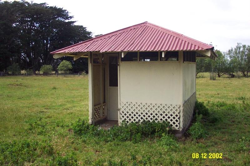23129 Mount Napier Homestead Gazette new meat house 2225
