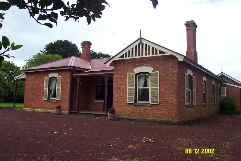 23129 Mount Napier Homestead Gazette side 2216