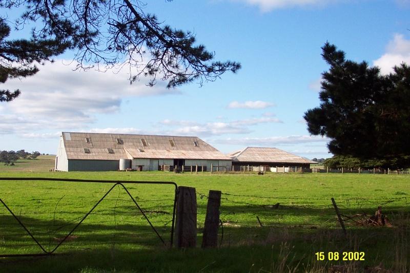 23420 Mount Koroite Homestead Coleraine woolshed 1289