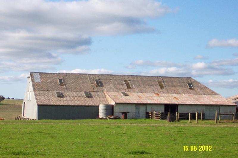 23420 Mount Koroite Homestead Coleraine woolshed 1291
