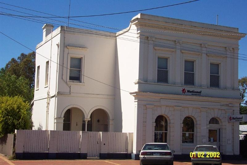 23088 National Aust Bank Coleraine 0497